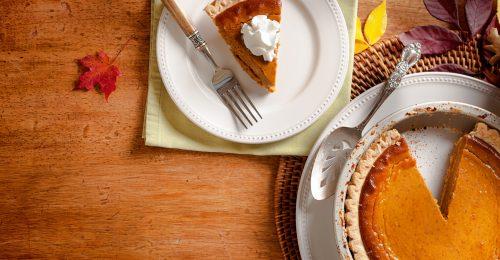 Álomkönnyű sütőtökös-tahinis pite