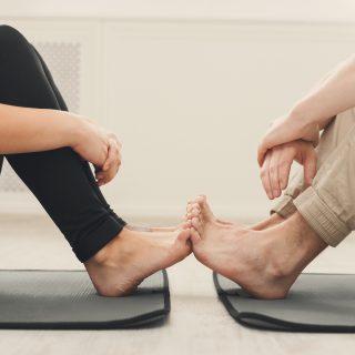 Nem csak egy kis mozgás: rosszkedvűző páros jóga