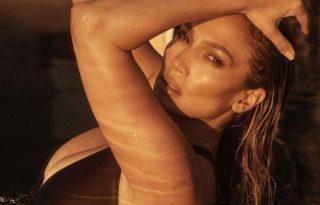 Szilveszter éjszakáján debütálnak Jennifer Lopez arckrémjei