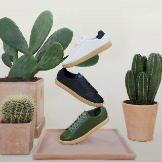 Kaktuszbőrből készül ez a vagány sneaker