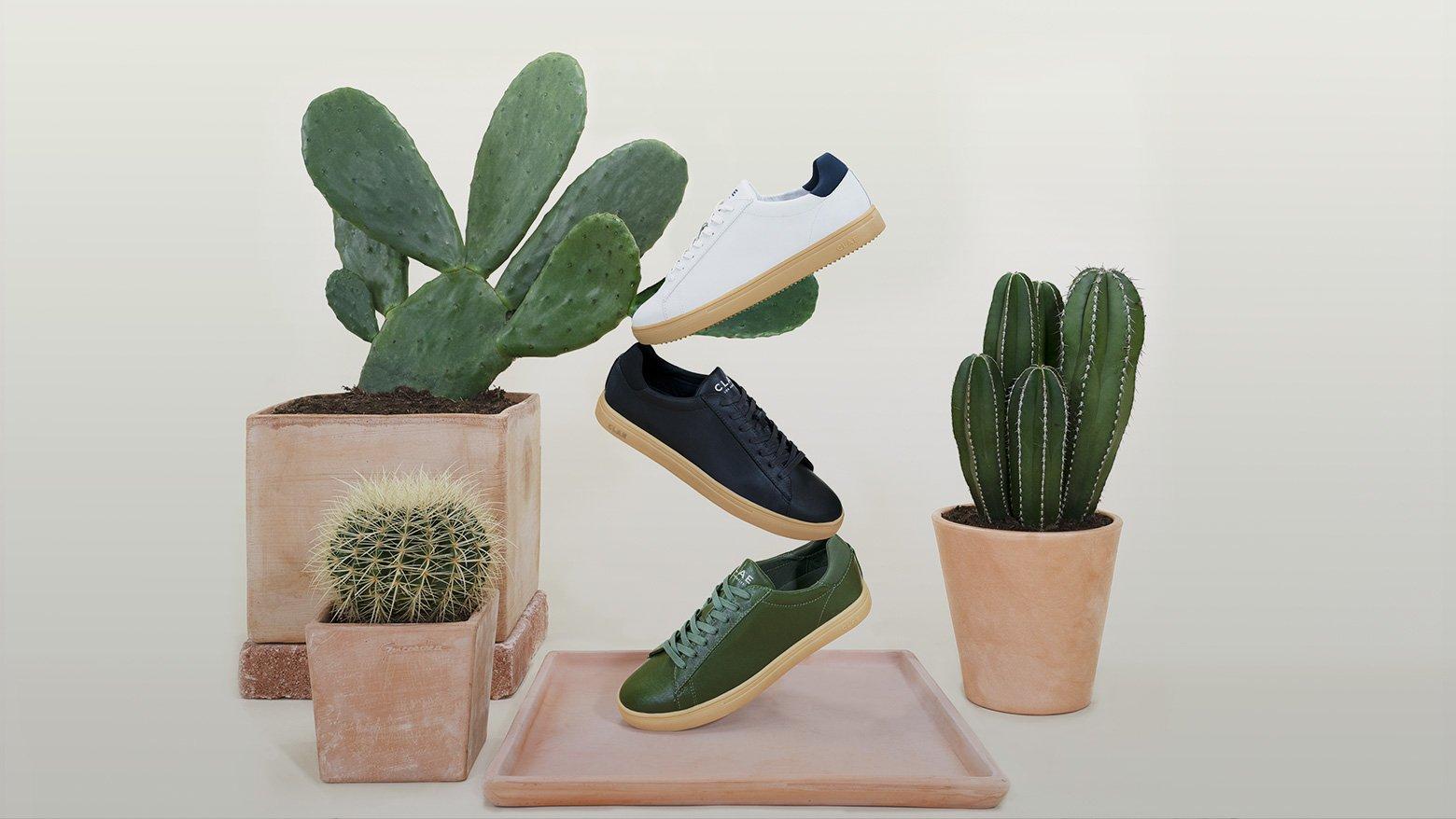 kaktuszbőr sneaker