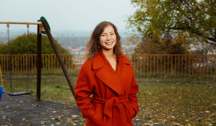A munkám a szenvedélyem: Mátyók Fanni gyerekjogi szakértő