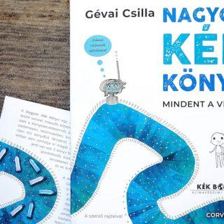 """""""Tudom, hogy a gondolataim is teremtenek: ha szépet gondolok a jövőről, akkor széppé fog válni"""" – megjelent Gévai Csilla új mesekönyve"""