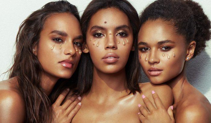 Gyémántok, kristályok, glitterek –így mutatnak az arcon
