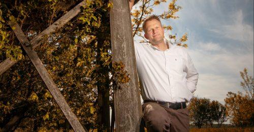 """""""A természet, hív, befogad és magában tart"""" – interjú Sipos József növényorvossal"""