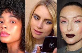 Zoom-biztos téli sminktippek az Instagramról