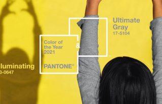 Ezért választott a Pantone két színt az év színének 2021-re