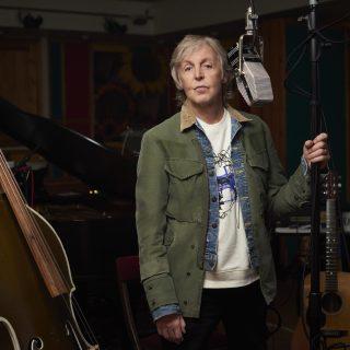 Filmzenének szánta Paul McCartney az új albumát