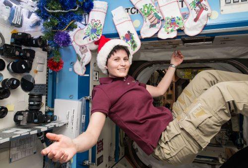 Csillagos karácsony: így telnek az űrben az ünnepek