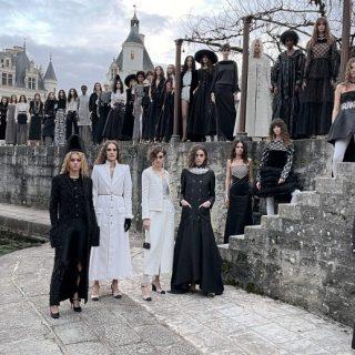 Kristen Stewart volt az egyetlen néző a Chanel divatbemutatóján