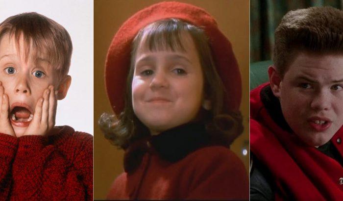 Karácsonyi filmek gyereksztárjai, akikre ma már nem ismernél rá