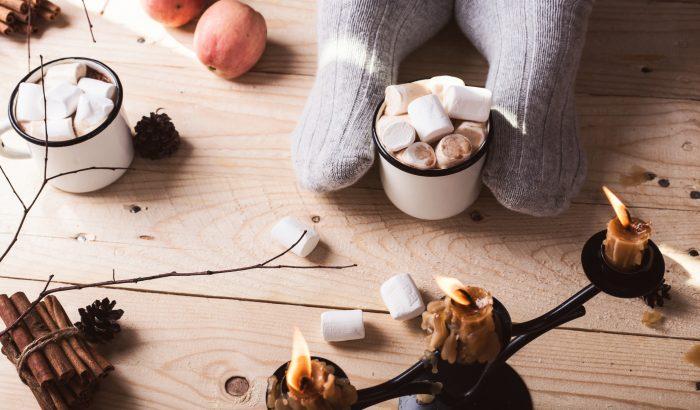 Kimerültél a karácsony előtti hajtásban? Tarts hygge-délutánt!