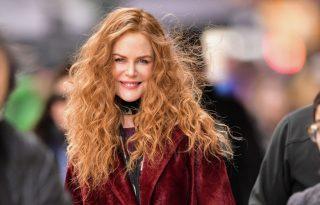 Így sminkelték Nicole Kidmant a Tudhattad volna sorozathoz