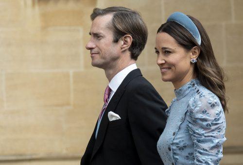 Pippa Middleton második gyermekével várandós