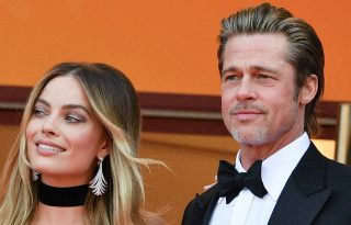 Margot Robbie és Brad Pitt némafilmsztárokként térnek vissza