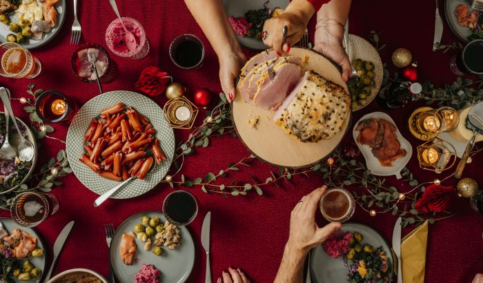 A 6 szabály, amit semmiképpen se tartsunk be az ünnepi vacsoránál