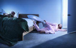 A nők a férfiak horkolása miatt nem tudnak aludni