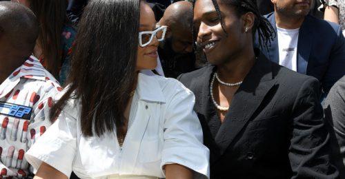 Rihanna újra összejött régi pasijával