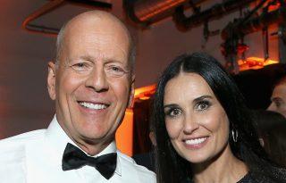 A karácsonyt már nem Demi Moore-ral tölti Bruce Willis