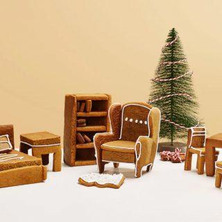 Mézeskalács-bútorokkal rukkolt elő az IKEA