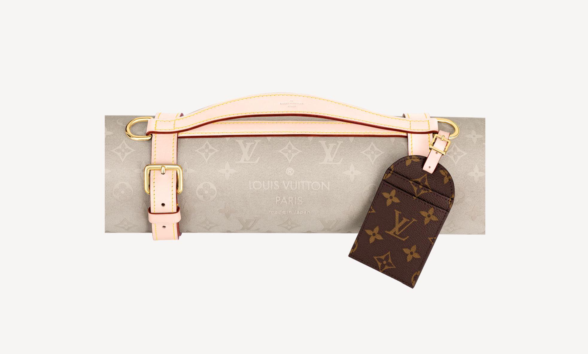 2. kép: Louis Vuitton jógamatrac