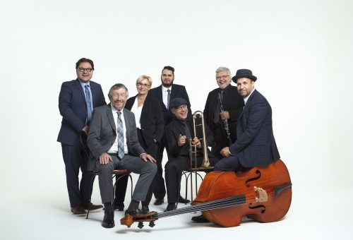 Szobakoncertet ad a Budapest Klezmer Band