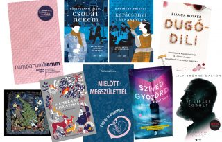 A legjobb könyvek listája a fa alá magunk vagy mások örömére