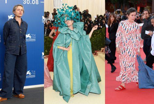 Frances McDorman, köszöni szépen, divat nélkül is jól megvan