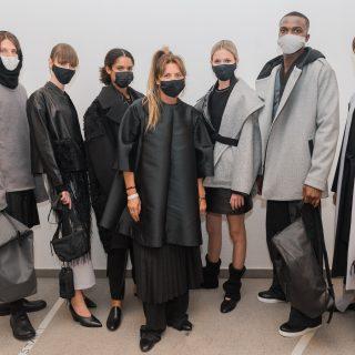 A maszk lett az év divatterméke