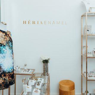 Héria Enamel Studio nyílt a belváros szívében