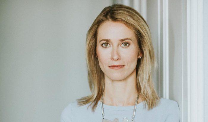 Kaja Kallas lett Észtország első női miniszterelnöke