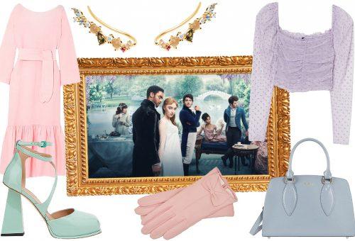 Bridgerton-színek a divatban – hódítanak a pasztellárnyalatok