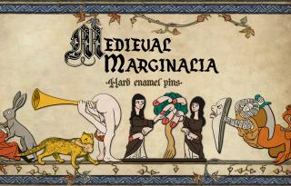 A középkorból érkeznek a legmenőbb pajzán kitűzők
