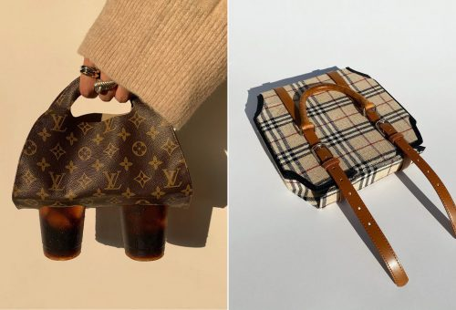LV italtartó, Prada vécépapír-tároló: így születnek újjá a luxuskiegészítők