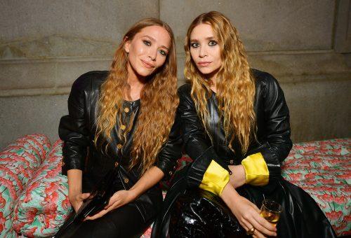 Az Olsen ikrek online árulják vintage dizájnerruháikat
