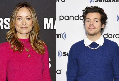 Olivia Wilde és Harry Styles egy pár lett