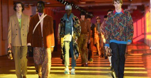 Milánói divathét: a karantén inspirálta a Fendi, a Prada és az Etro férfi kollekcióját