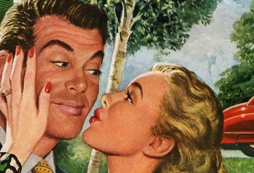 """""""A férfi közösülni akar, rögtön, még ma este; a nő férjez akar menni"""""""