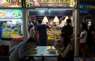 A szingapúri streetfood a Világörökség része lett