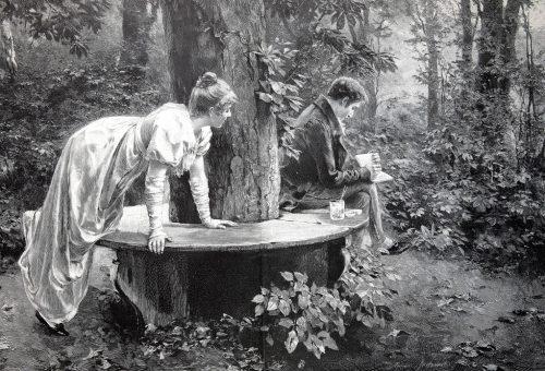 Egy nagyvilági hölgy útmutatója – Randitippek és babavárási jótanácsok 1880-ból