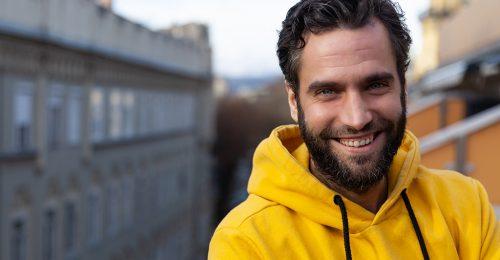 A férfi, aki bejön nekünk: Kékesi Gábor színész