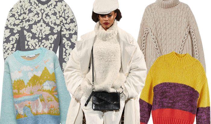 8 extrán gyönyörű pulóver, mert messze még a tél vége
