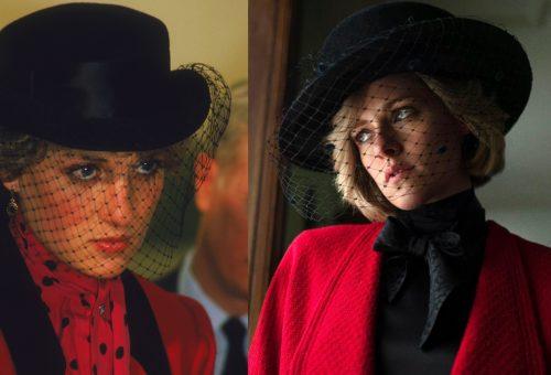 Itt van az első kép Kristen Stewart Diana hercegnőjéről