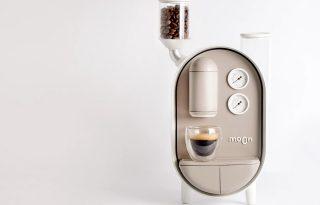 Bájosan modern kávéfőző ment meg a fáradtságtól