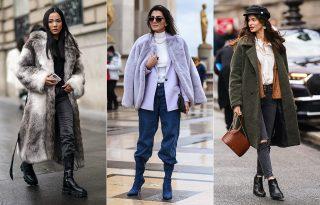 A legtrendibb műszőrme kabát háromféle stílushoz