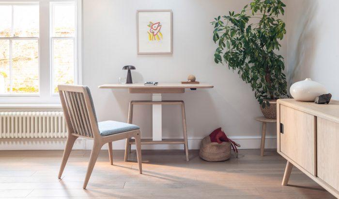 Tökéletes íróasztal a home office-ban maradóknak
