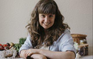 """Óda a céklához, a zellergumó diadalmenete és a """"zöldségszerelmes étrend"""" – interjú Vida Katával"""