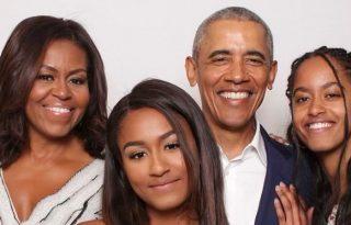 Obamáék Valentin-napi köszöntésénél nem láttunk szebbet