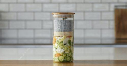 Csodaszép konyhai eszközökkel készíthetünk japán savanyúságot