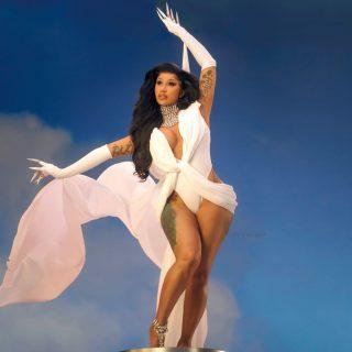 Cardi B idei első klipjét 3 nap alatt 20 millióan látták